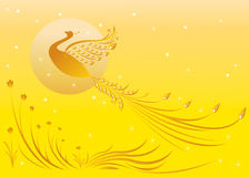 Vogelschwan Stockfoto
