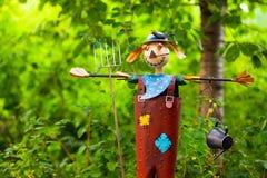 Vogelverschrikker Royalty-vrije Stock Foto's
