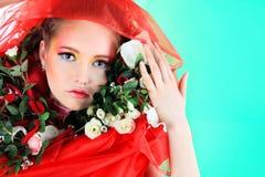 Vogue flowers Stock Image