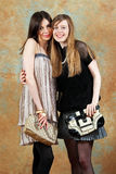Vogue girls Royalty Free Stock Photos