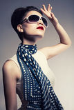Vogue retro Royalty Free Stock Photos