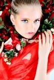 Vogue woman Stock Photos