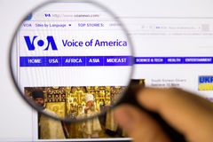 Voice of America Stock Images