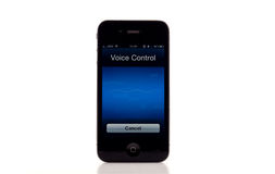 Voice Control Capability Royalty Free Stock Images