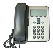 Voice IP phone Stock Images