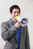 Voice out Royalty Free Stock Images