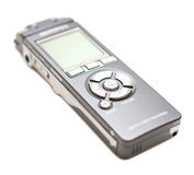 Voice recorder Royalty Free Stock Image