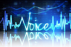 Free Voice Verification Royalty Free Stock Photography - 39055907
