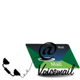 Voicemail Royalty Free Stock Photo