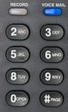 Voicemail Stockbild