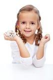 Voici mon hamster Images libres de droits