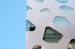 Void of conceptual modern building. Abstract Void of conceptual modern building Stock Photo