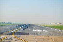 Voie aérienne à décoller Image stock