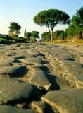 Voie d'Appian, Rome Photo libre de droits