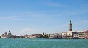 Voie d'eau dans Venise Photos libres de droits