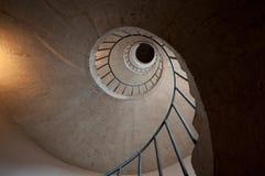 Voie d'escalier Image stock
