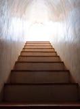 Voie d'escaliers Image stock