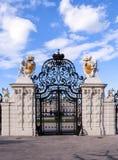 Voie de base au belvédère à Vienne photo libre de droits