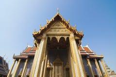 Voie de base de Wat Phra Keaw Photos libres de droits