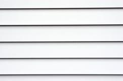 Voie de garage en aluminium images libres de droits
