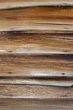 Voie de garage en bois Image libre de droits