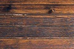 Voie de garage en bois II Photos libres de droits