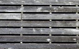 Voie de garage superficielle par les agents de grange Image stock