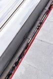 Voie de monorail Image libre de droits