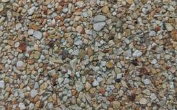 voie de sable de pied Images stock