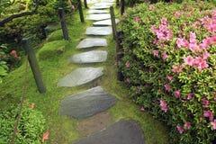 Voie de zen Photos libres de droits