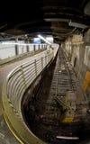 Voie ferroviaire Image stock