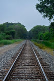 Voie ferroviaire photographie stock