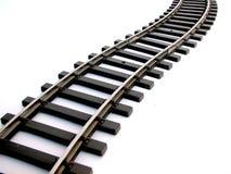 Voie ferroviaire Image libre de droits