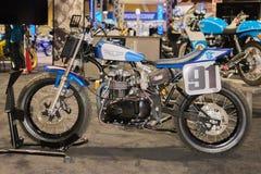Voie plate 2015 de Triumph Photographie stock
