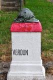 Voie Sacrée D-1916, Verdun Royalty Free Stock Photos