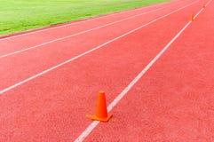 Voie sportive Photographie stock libre de droits