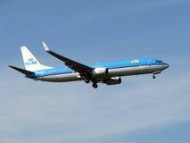 Voies aériennes de KLM Photographie stock
