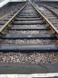 Voies de chemin de fer Image stock