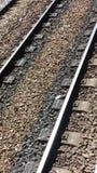 Voies ferroviaires Image stock