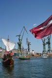 Voile baltique 2010. Photos libres de droits