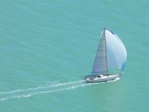 voile de bateau Images stock