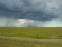 Voile de pluie Image libre de droits