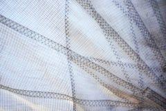 Voile de tissu de polyester Photos stock