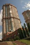 Voiles complexes résidentielles d'écarlate dans le sud-wes Image stock
