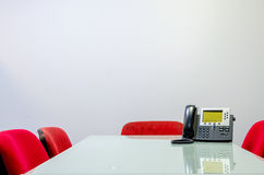 VOIP phone Stock Photography