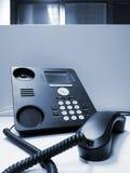 VoIP ringer Fotografering för Bildbyråer