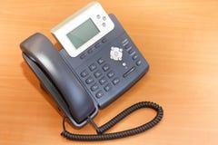 VoIP telefon Arkivbilder