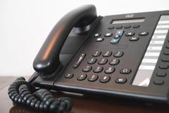 VoIP telefon Royaltyfria Bilder