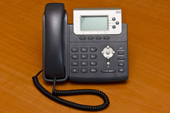 Voice over IP Telephone Royalty Free Stock Image