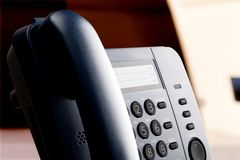 Voip Telephone Stock Photography